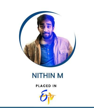 Nithin Scintilla Digital Academy Hyderabad