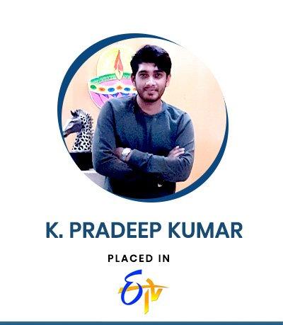 Pradeep Scintilla Digital Academy Hyderabad